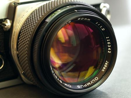the wonderful zuiko 50mm f1.2 lens