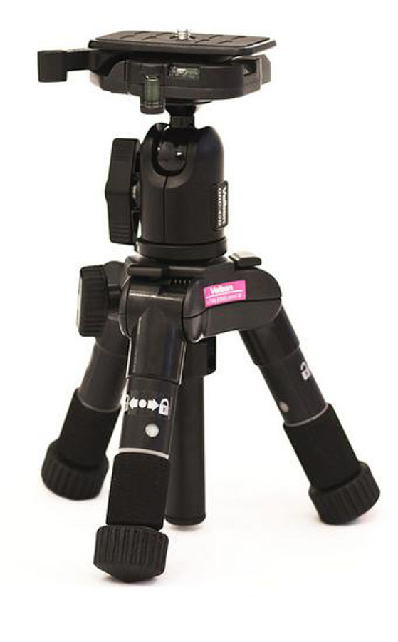 an awesome little tripod 1