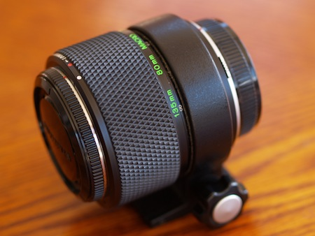 Olympus Telescopic Extension Tube