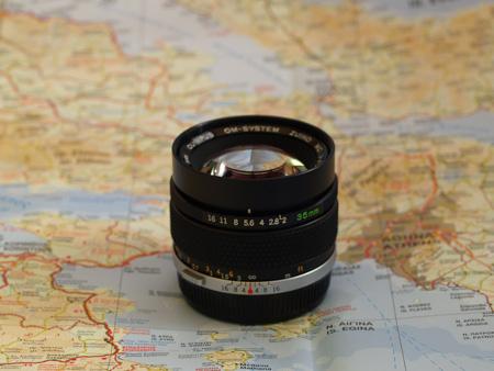 Olympus Zuiko 35mm f2 Lens - An Underrated Gem