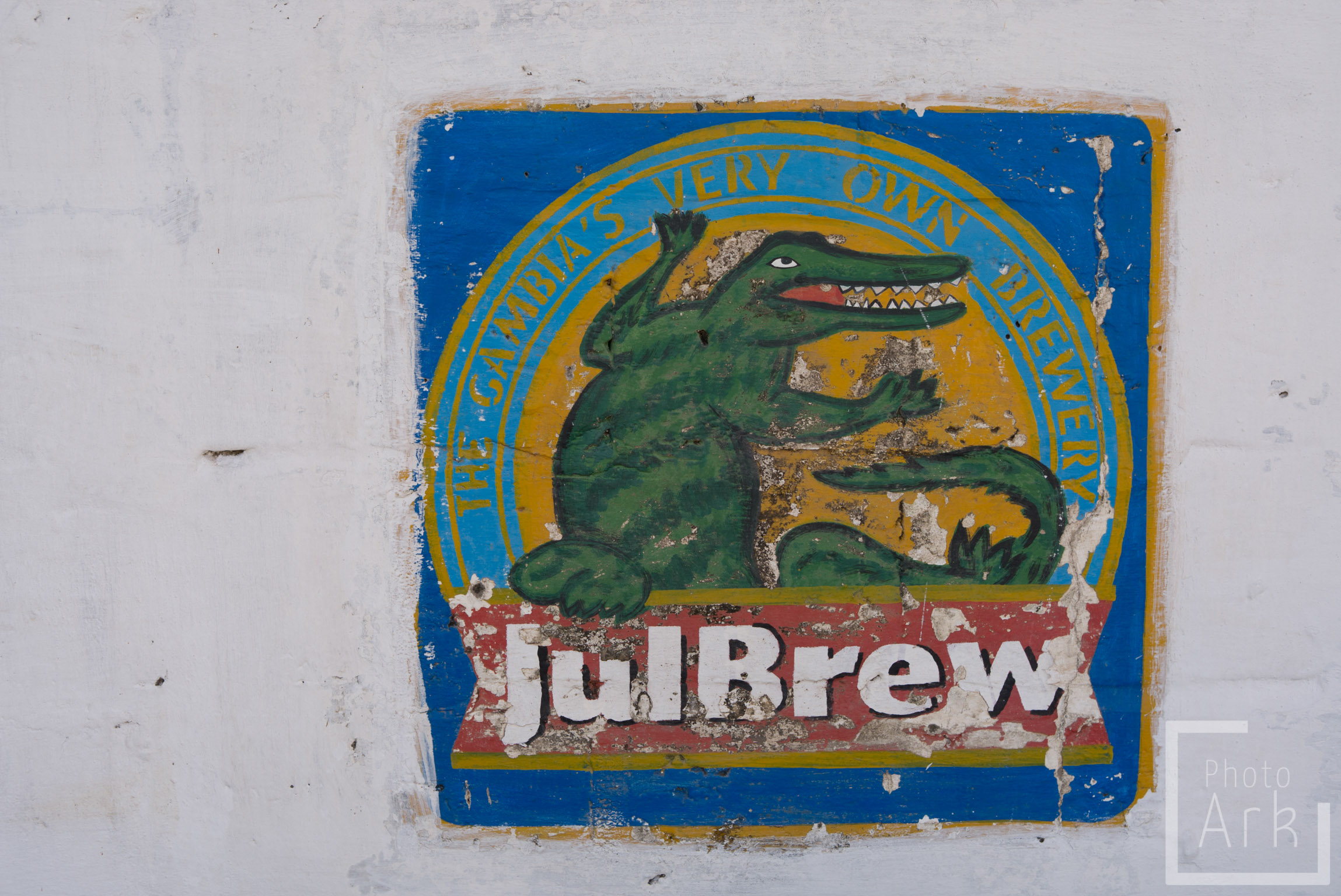 The Gambia Julbrew